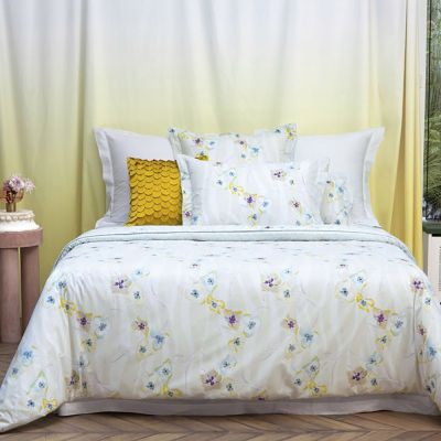 Ondee Duvet Cover & Shams by Yves Delorme