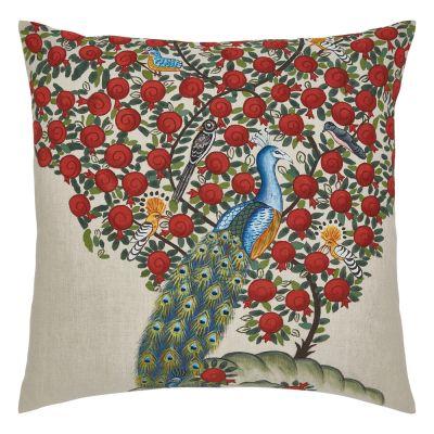 Pakhi Decorative Pillow by John Robshaw