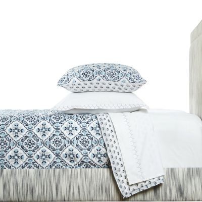 Palita Quilt & Shams in Lapis