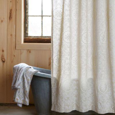 Pindeti Shower Curtain by John Robshaw
