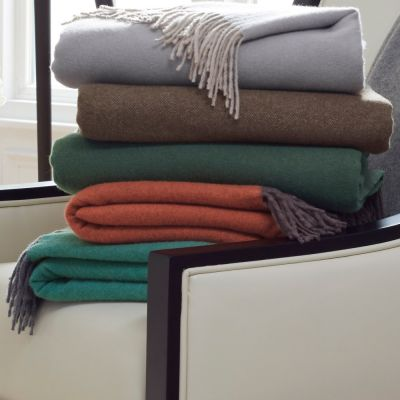 Renna Cashmere Throws