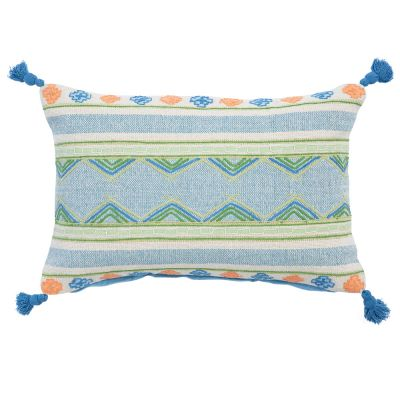 "Roceti Decorative Pillow (12x18"")"