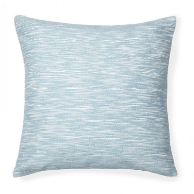 Samma Aquamarine Decorative Pillow by Sferra