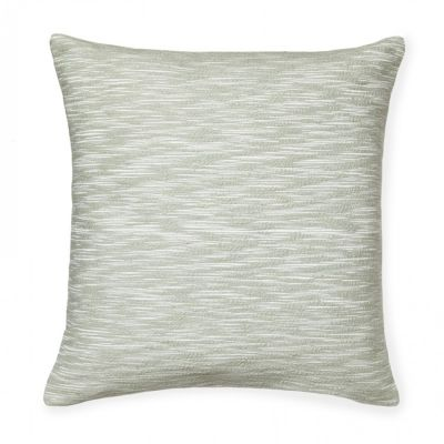 Samma Seagreen Decorative Pillow by Sferra