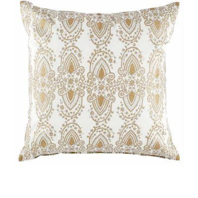 Tarani Metallic Decorative Pillow