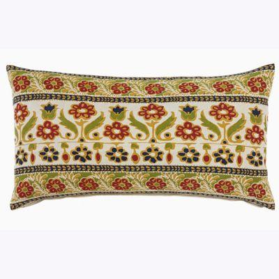 Teja Decorative Pillow by John Robshaw