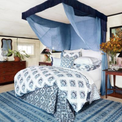 Tharu Duvet Cover & Shams by John Robshaw