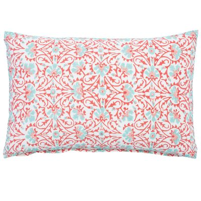 "Torana Coral Pillow (12x18"")"