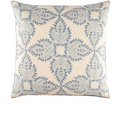 Verdin Lapis Euro Decorative Pillow