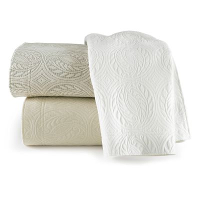 Vienna Tailored Matelasse Coverlets