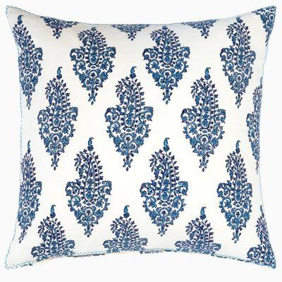 Visala Lapis Decorative Pillow by John Robshaw
