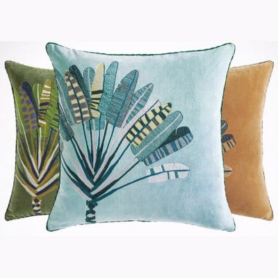 Voyageur Decorative Pillow by Iosis