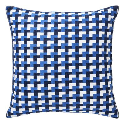 Zelliges Decorative Pillow by Iosis